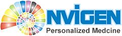 NVIGEN Logo Personalized Medicine