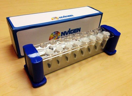 16-tube Magnetic Separation Rack